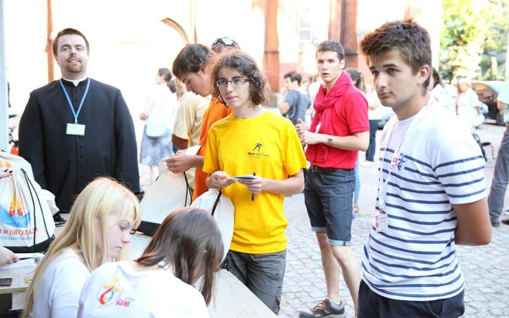 July 20 – French already in parish