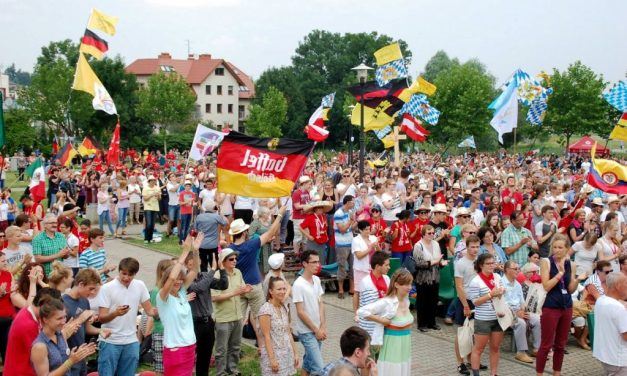 JULY 25st -Closing Mass in Trzebnica