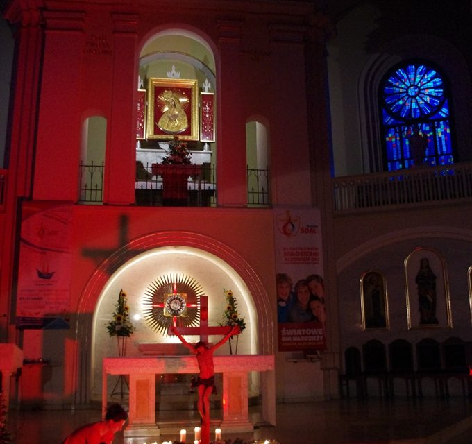 JULY 22ST – ADORATION (CHURCH OF THE CARE of ST. JOSEPH)
