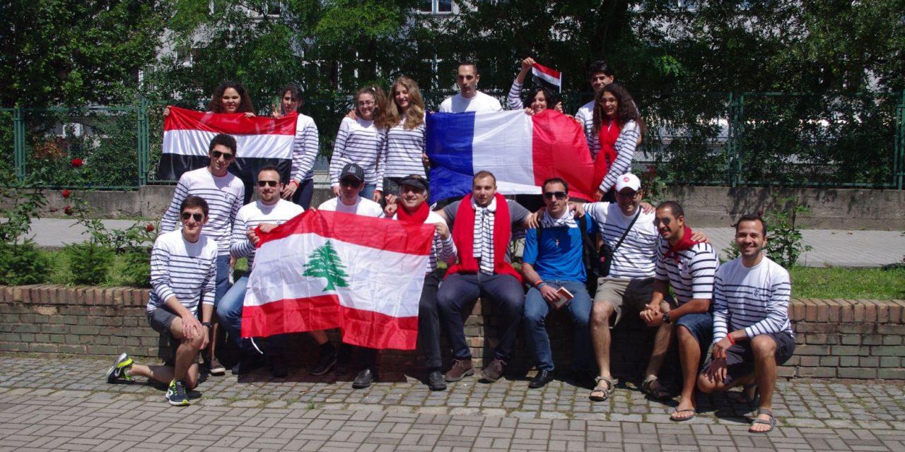 17.07 – Przyjazd Pielgrzymów z Francji
