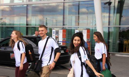 20.07 – Przyjazd pielgrzymów z Kanady