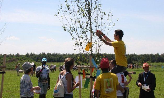 July 22st – The Reconciliation Places, Park Tysiąclecia