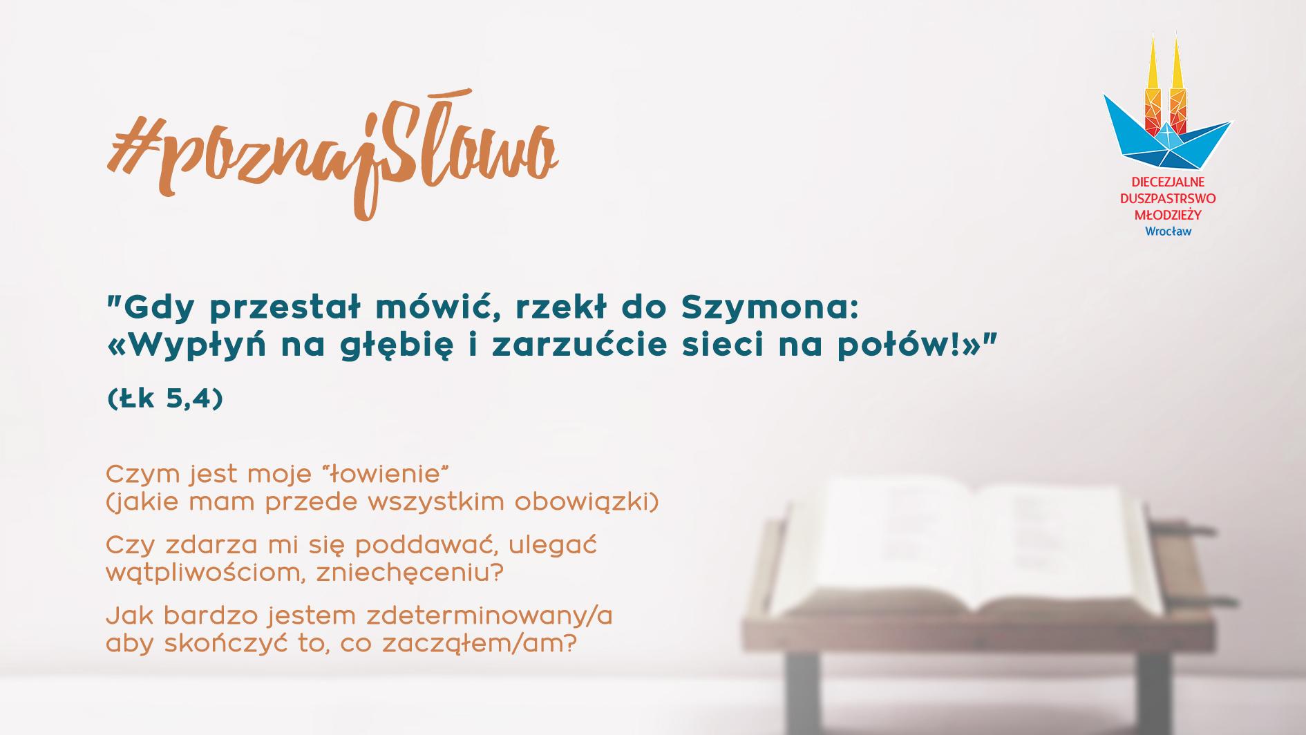 10. #poznajSłowo - Damian Pielak - 10.02.19