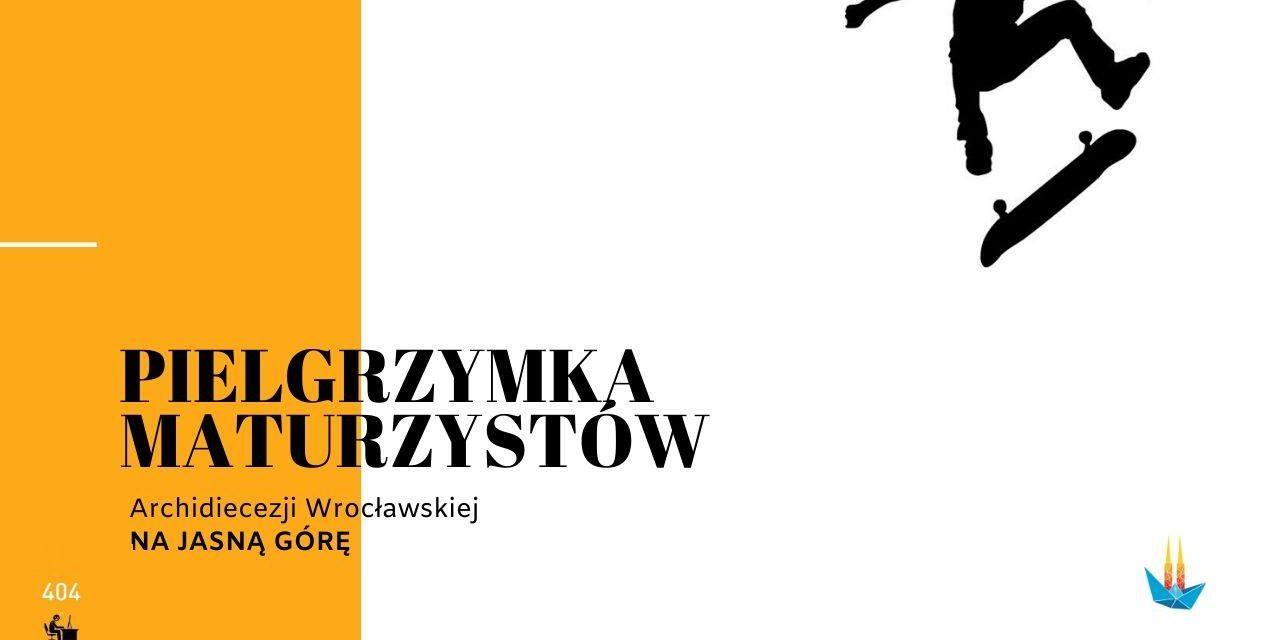Pielgrzymka Maturzystów 2020 – odwołana!