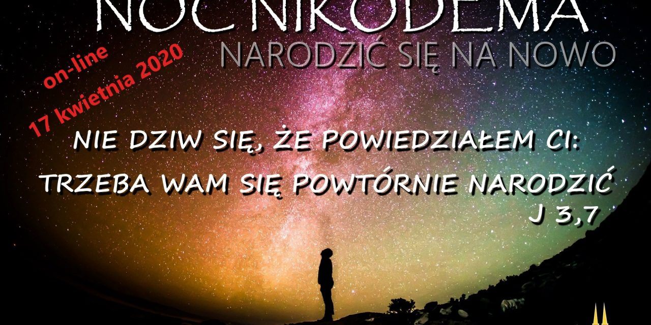 Noc Nikodema – on-line